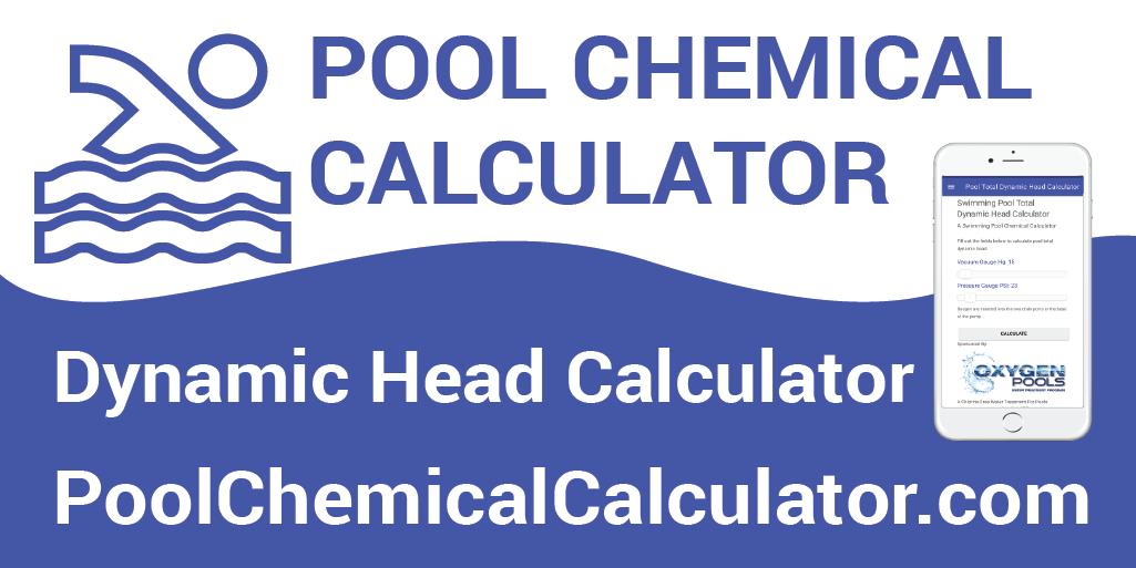 Total Dynamic Head Calculator