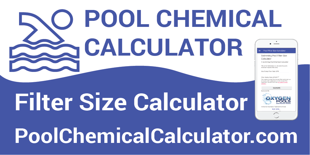 Pool Filter Calculator