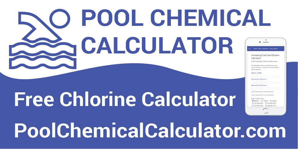 Pool Chlorine Calculator