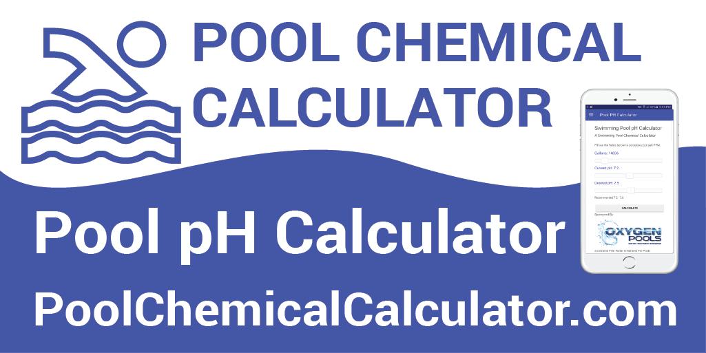 Pool pH Calculator
