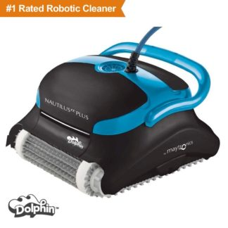Dolphin Nautilus Plus Robotic Pool Cleaner