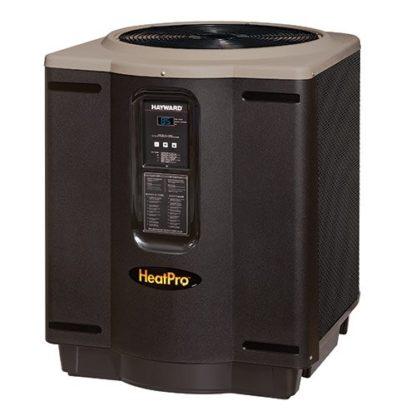 Hayward HP21404T HeatPro Titanium 140,000 BTU Heat Pump, Square