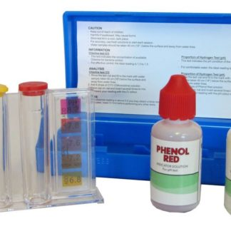 Test kits archives pool chemical calculator shop - Swimming pool water testing calculator ...